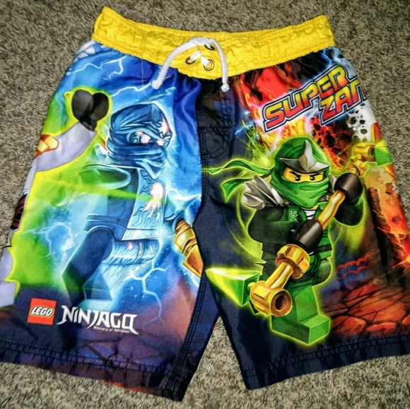 4a6bf18050 Lego Swim | Ninjago Trunks | Poshmark